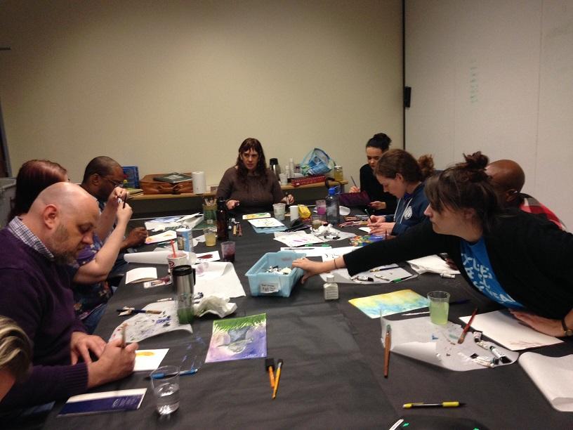 Creative Care Class